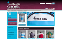 Webb Ellis Shop